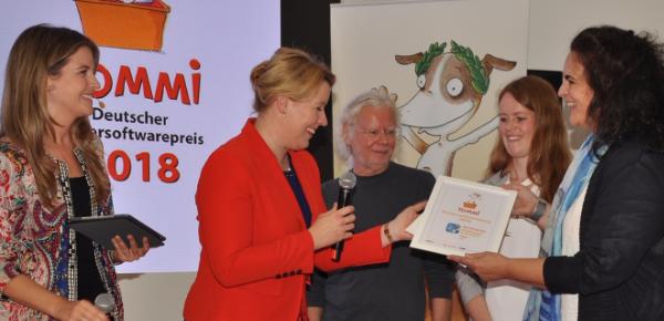 Verleihung Tommi Award