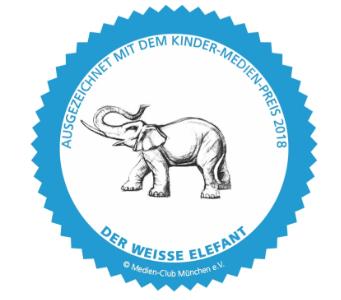 Der weisse Elefant Award Logo