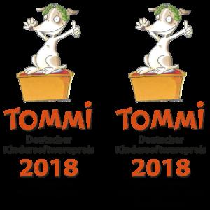 Tommi Award Logo